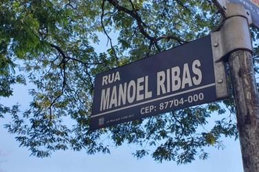 Vereador questiona ausência de placas com nomes de ruas em Paranavaí