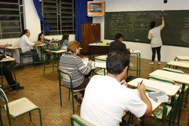 Escolas de Paranavaí e região abrem matrículas para Educação de Jovens e Adultos