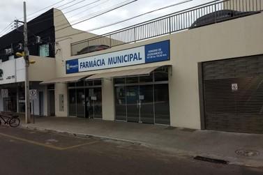 Farmácia Municipal manterá horário de atendimento diferenciado até agosto