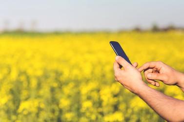 Mais 80% dos produtores rurais usam tecnologias digitais no campo, diz pesquisa