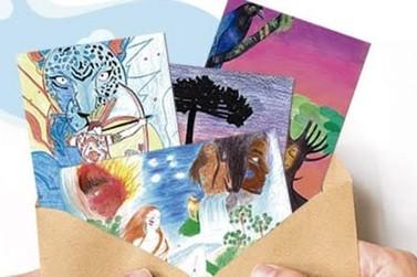 Moradores do PR podem se inscrever em concurso de desenho para cartões-postais