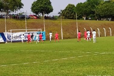 ACP realiza amistoso contra o Maringá F.C