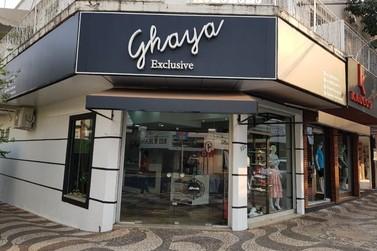 Mais moderna e aconchegante, loja Ghaya Exclusive reinaugura em novo endereço