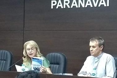 OAB e Diocese de Paranavaí promovem reunião de conscientização sobre eleições