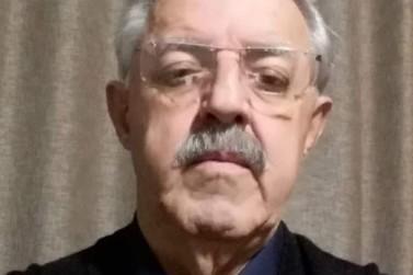 OAB  Paranavaí lamenta falecimento do advogado Ari de Souza Freire