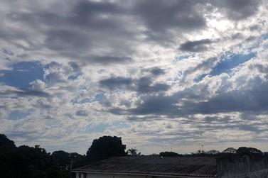 Últimos dias do inverno devem ser de temperaturas amenas em Paranavaí