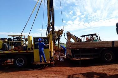 Crise hídrica faz aumentar perfurações de poços artesianos em Paranavaí