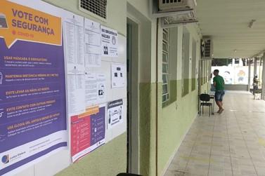 Duas urnas substituídas e 6 presos por crimes eleitorais na comarca de Paranavaí