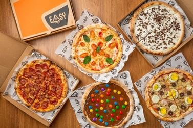 Easy Pizza lança Black Week e vende pizzas tradicionais de R$10 a R$14