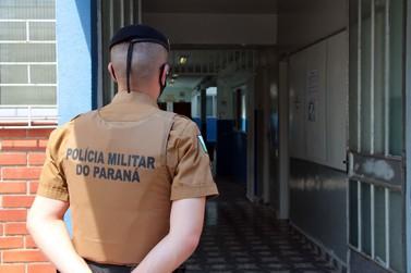 Eleições no Paraná: 77 pessoas encaminhadas pela Polícia Militar até às 16h