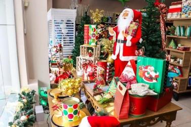 Em clima de Natal, Multipel oferece diversos produtos para personalizar a ceia