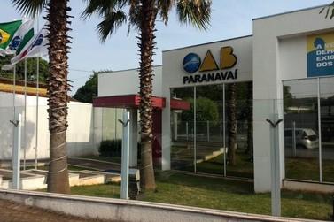 OAB promove debate com candidatos a prefeito de Paranavaí