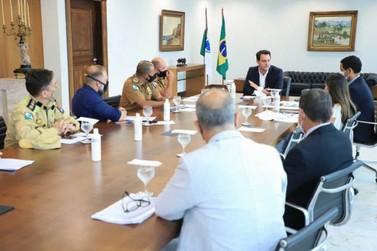 Forças policiais vão intensificar fiscalização para cumprir medidas restritivas