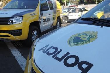 Motorista é preso por embriaguez ao volante no Centro de Paranavaí