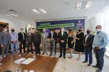 Novo salário mínimo do Paraná é o maior do país