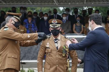 Polícia Militar do Paraná tem novo comandante