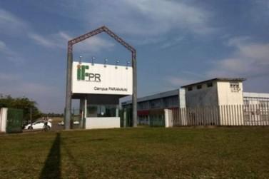 Inscrições para processo seletivo do IFPR Paranavaí se encerram na segunda (8)