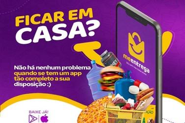 Disponível em Paranavaí, App MeEntrega facilita rotina com delivery de tudo