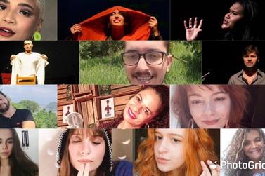 Festival cidade poesia online divulga lista dos 13 selecionados (as)