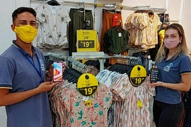 Pernambucanas Paranavaí disponibiliza número de WhatsApp para compras online