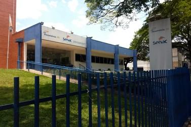 Senac Paranavaí oferece mais de 13 mil vagas em três cursos gratuitos