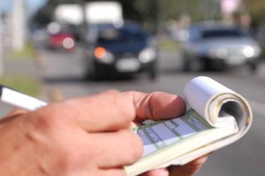Detran-PR adere à notificação eletrônica e desconto de multas chega a 40%
