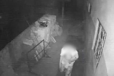 Ladrões arrombam e furtam Apae de Santa Cruz de Monte Castelo