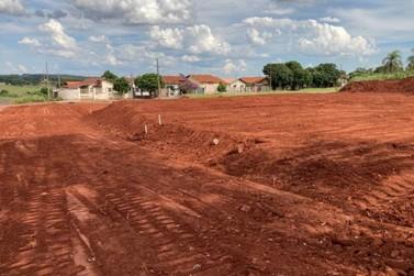 Prefeitura inicia construção da nova sede da Secretaria de Agricultura