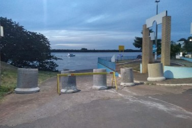 Rampas náuticas continuam fechadas neste final de semana em Porto Rico