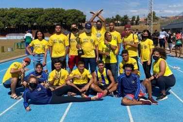 Equipe de atletismo de Paranavaí vence campeonato paranaense sub 20