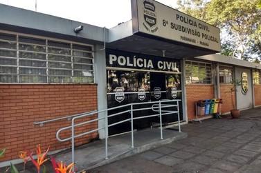 Homem é preso após jogar tijolo em mulher no Conjunto Francisco Luiz