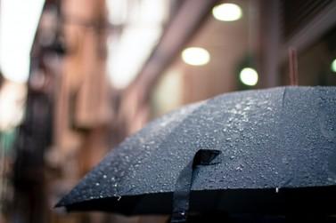 Frente fria pode trazer chuvas para a região Noroeste até o fim da semana