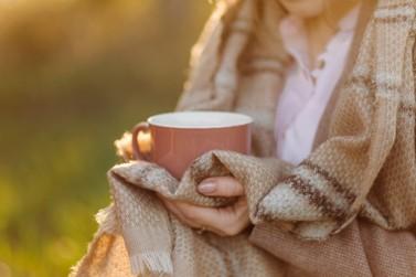 Frente fria provoca queda nas temperaturas e mínima pode chegar aos 12°C