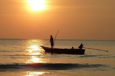 Idoso tem motor de barco furtado em Santo Antônio do Caiuá