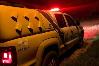 Ladrões rendem morador e roubam carro em propriedade rural de Paranavaí
