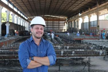 Produzidas em Paranavaí, telhas de concreto Incolabelle são leves e resistentes