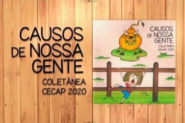 """Cecap lança livro """"Causos de nossa gente"""" com histórias coletadas em Paranavaí"""
