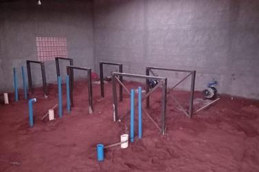 Equipamentos de irrigação são furtados de sítio em Alto Paraná