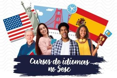 Sesc abre inscrições para 21 bolsas de estudos gratuitas em curso de Inglês