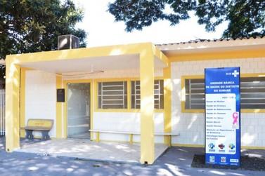 Vereadores indicam construção de nova UBS no distrito do Sumaré