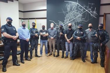 Guarda Municipal terá auxílio de grupo especializado em Ronda Ostensiva