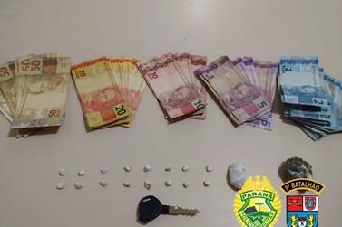 Homem é preso após roubar motoneta no conjunto Geraldo Felipe