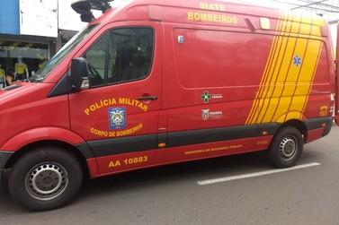 PM registra dois acidentes com omissão de socorro em Paranavaí nesta segunda