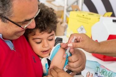 """""""Dia D"""" de vacinação contra o sarampo acontece neste sábado"""