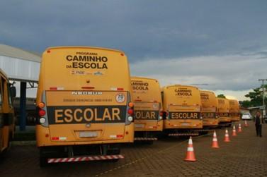 Serviço de transporte escolar voltará a ser de responsabilidade do município
