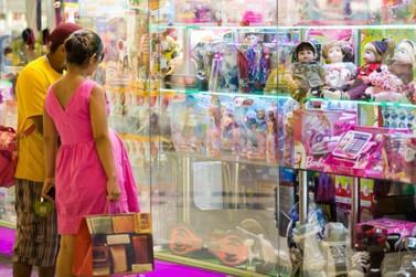 Comércio aposta em alta de 5,3% nas vendas do Dia das Crianças