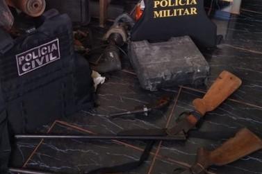 Dois suspeitos de assassinato são presos em Vista Alegre do Abunã