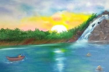 Governo promove concurso de pintura para estudantes de Rondônia