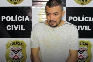 Polícia Judiciaria Civil captura chefe de organização criminosa