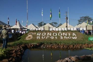 Governo trabalha nos  preparativos para a 9ª Rondônia Rural Show